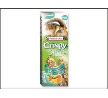 Tyčinky Versele-LAGA Crispy s exotickým ovocím pre škrečky a veveričky 110g  VÝPREDAJ