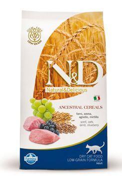N & D Low Grain CAT Adult Lamb & Blueberry