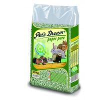 Pets dream - PAPER PUR papírová podestýlka 20 l (10 kg)