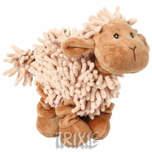 Plyšová ovečka so zvukom 21 cm