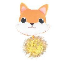 Hračka mačka LOVELY s santa líška Zolux
