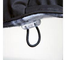 Oblek ROUEN čierny pre buldočeky