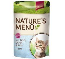 Schmusy Cat Nature Menu vrecko Junior