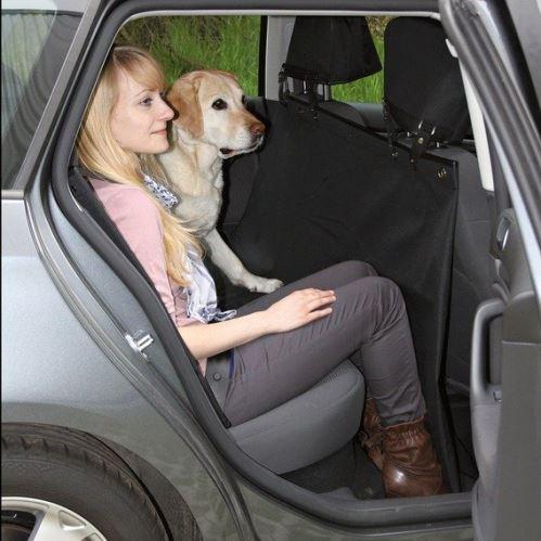 Ochranný autopoťah zadných sedadiel 1,45 x1, 60m Trixie zips
