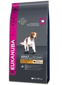 Eukanuba Adult Small & Medium Lamb & Rice 12kg