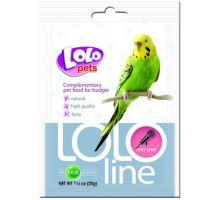 LOLOLINE Gadu Gadu perličky na rozprávanie pre andulky 20 g