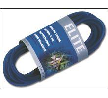 Hadička vzduchovací modrá silikónová 3m