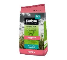 Nativite Dog Puppy Lamb & Rice 3kg