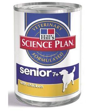 Hill 's Canine konzerva Senior 370g