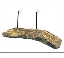 Ostrov ZOO MED pre korytnačky 12,5 x 28,5 cm 1ks