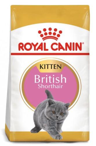 Royal Canin BREED Kitten Br.Shorthair 10kg