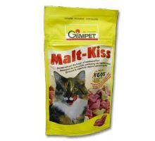 Gimpet mačka Pusinky s maltózou Malt-Kiss 50g