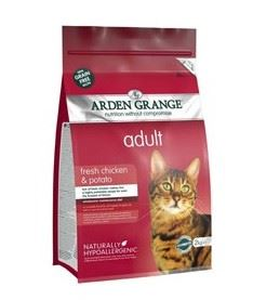 Arden Grange Adult Cat with fresh Chicken & Potato