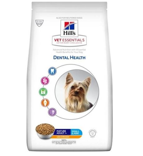 Hill's Canine VetEssentials Dry Mature Dental Small&Mini  2kg