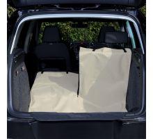 Autopoťah do nákladového priestoru béžový, deliteľný 1,8x1,3m