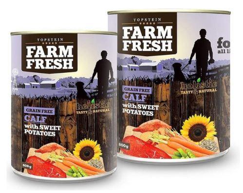 Topstein Farm Fresh konzerva