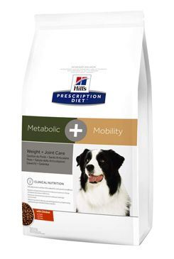 Hill 'Canine Dry Adult Metabolic + Mobility