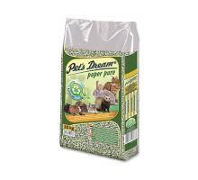 Pelety JRS Pet's Dream Paper Pure 10kg