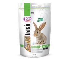 Lolo BASIC kompletné krmivo pre králiky