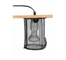 Ochranný kryt/klec pro terarijní lampy 12x16 cm