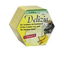 Liz soľný pre kone Delizia náplň banán