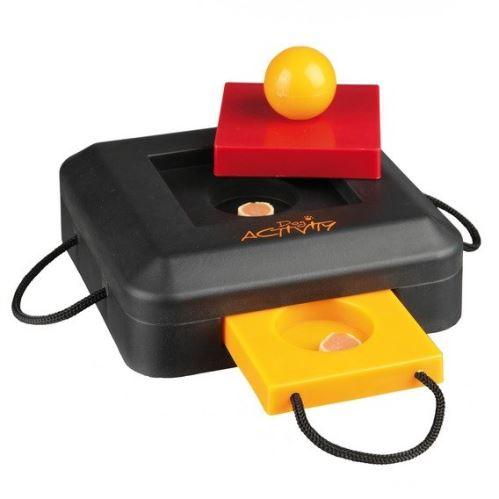 Dog Activity - GAMBLE BOX - krabička so zásuvkami 15x9x15 cm  VÝPREDAJ