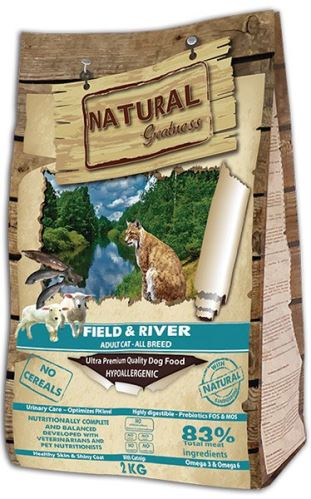 Natural Greatness Field & River Cat losos, jahňa