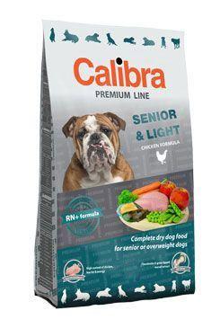 Calibra Dog Premium Senior & Light