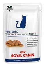 Royal Canin VD Feline kapsičky Weight Balance 12x100g