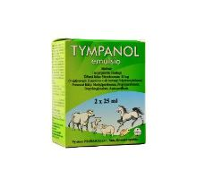 Tympanol emulzia 2x25ml