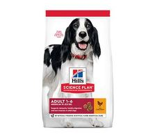 Hill 'Can.Dry SP Adult Medium Chicken 14kg