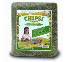 Chips Sunshine - lisované seno 4 kg
