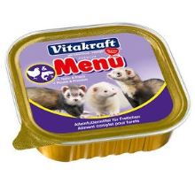 Vitakraft Ferret Menu paštéta 100g