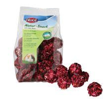 Natur Snack - guličky s červenou repou pre hlodavce 140 g