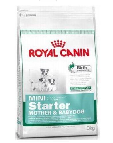 Royal canin Mini Starter M & B