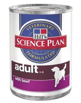 Hill 'Canine konzerva Adult