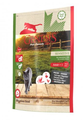 GENESIS Pure Canada My Green Field Adult Sensitive Cat