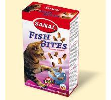 SANAL Fish BITES 75g