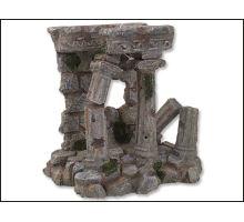 Dekorácie akvarijné Antické stĺpy 14,3 x 12 x 14,4 cm 1ks