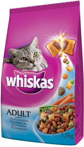 Whiskas Dry s tuniakom