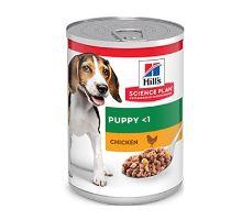 Hill 'Can.konz.SP Puppy Chicken 370g