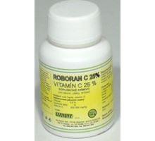 Vitamín C 25 plv