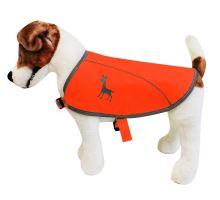 Alcott reflexní vesta pro psy oranžová, velikost L