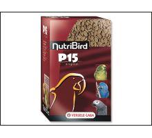 Krmivo NutriBird P15 Tropical na veľké papagáje 1kg
