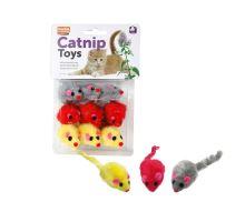 Karlie Hračka pre mačky s Catnipom 9ks v balení