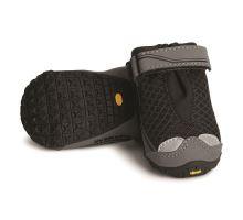 Ruffwear outdoorová obuv pre psov, Grip Trex Dog Boots, čierna