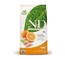 N & D Grain Free CAT Adult Fish & Orange