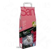 Sanice Prof. 7 DAYS - podstielka s vôňou ALOE VERA 4 L/2,36 kg