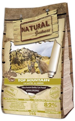 Natural Greatness Top Mountain Cat Recipe