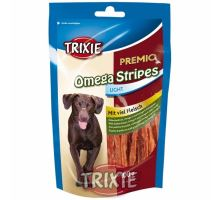 Premio OMEGA STRIPES Light - kuracie mäso 100g